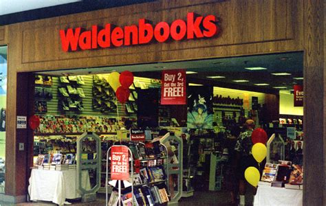walden books employee entrances and emergency exits