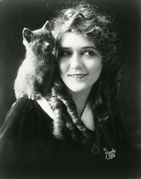 silent movie 1900 star mary pickford nrfpt