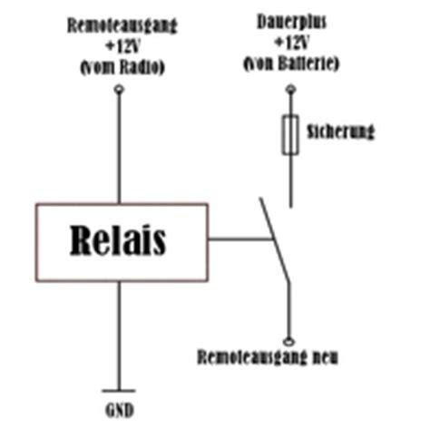 Elektromagnetische Schaltung Motorrad by Relais Bauen Lichtschalter Beschriftung