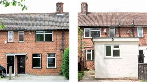 Single Storey Floor Plans by Greenspec Housing Retrofit Case Study 1 1930s Terrace House