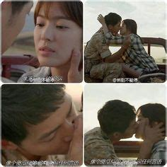 film korea dots descendants of the sun first meeting of our otp