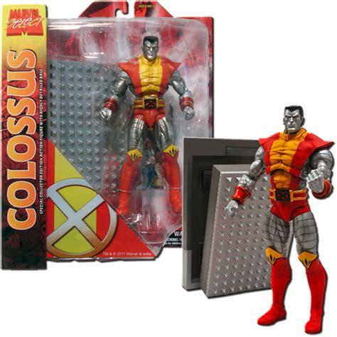 Colossus Marvel Select Toys Figure marvel select colossus 8 inch figure select toys ebay