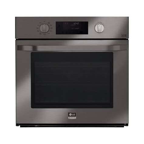 lg 30 wall oven lwd3081 house appliances home kitchen for lg studio 30 in single electric wall oven self cleaning