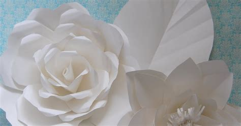 chanel paper flower tutorial chanel fashion show inspired huge large paper flower wall
