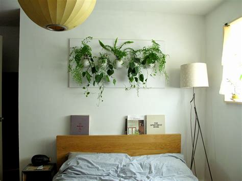 bedroom with plants bedroom wall hanging plants jean l flickr