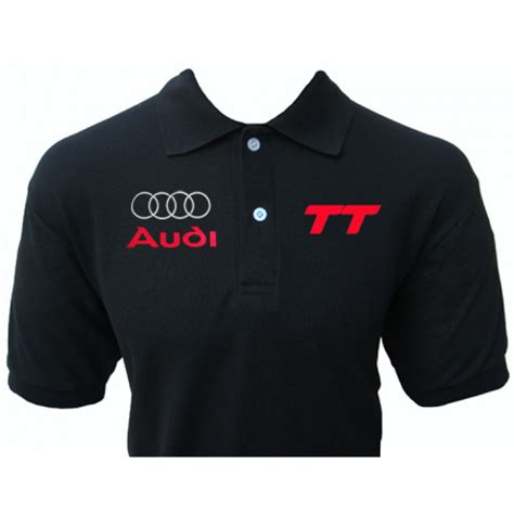 Polo Shirt Audi The Best Quality audi tt polo shirt