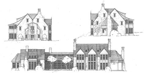 finding home mcalpine tankersley architecture 187 drawing