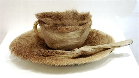 Good Home Design Blogs by Luncheon In Fur The Surrealist Teacup That Stirred The