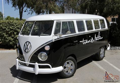 1966 volkswagen microbus travis mathew 1966 13 window vw bus