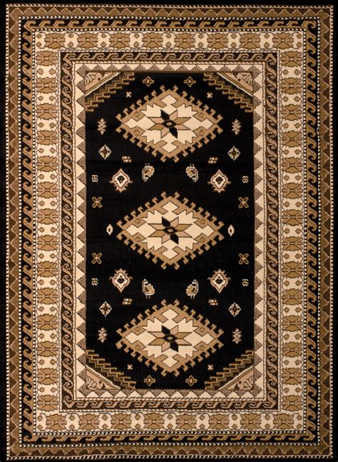 american weavers rugs united weavers of america dallas tres black area rug