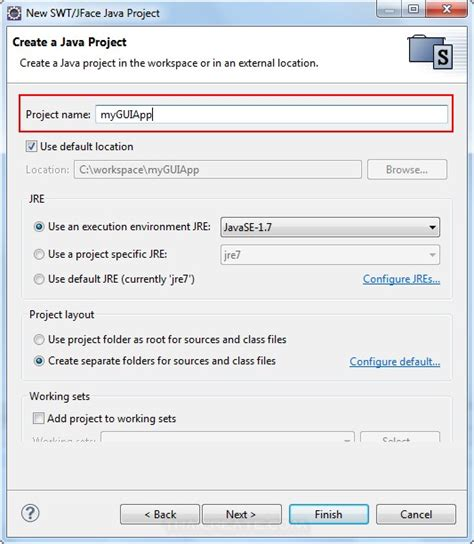 eclipse swing gui eclipse สร าง java gui application ด วยโปรแกรม eclipse