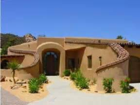 eco friendly examples of pueblo revival architecture pueblo style home