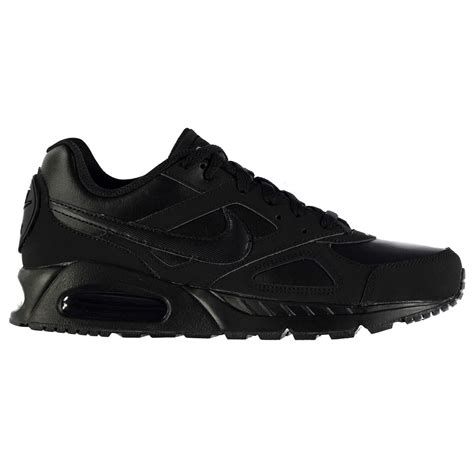 Nike Airmax 907 Black nike air max ivo leather shoes mens black
