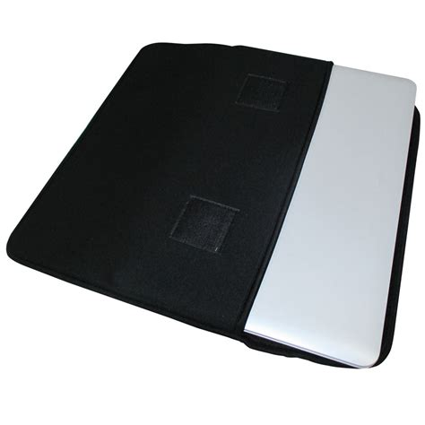 Soft Sleeve Macbook Pro 15 Inch Black T3010 1 taffware sleeve velcro macbook pro 15 inch retina black jakartanotebook