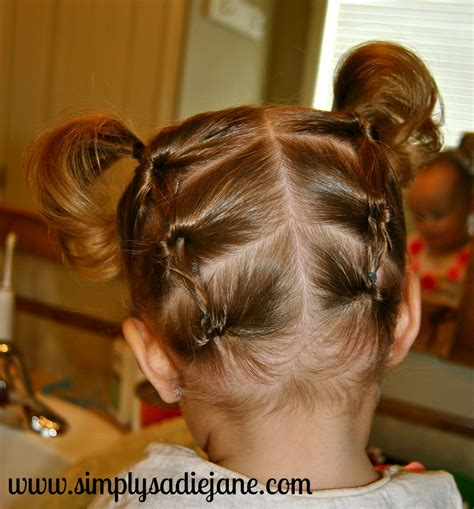 hairstyles for 2 years olds girls simply sadie jane 22 more fun and creative toddler