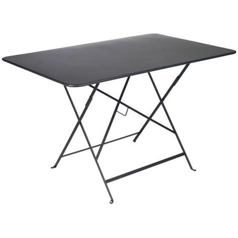 Table Bistro Fermob 117 X 77 Table Rectangulaire 117 X 77 Cm Bistro De Fermob R 233 Glisse