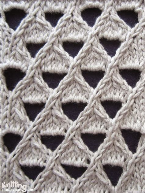 how to knit eyelet lace a knit stitch tale 2 a bit of cables and lace