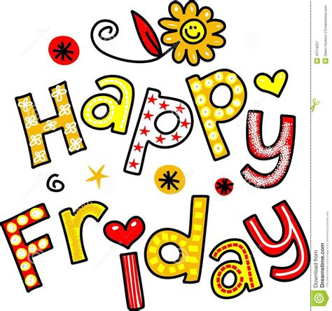 happy friday clipart clipart suggest