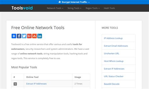 Dns Lookup Tool Network Tools Whois Finger Dns Lookup
