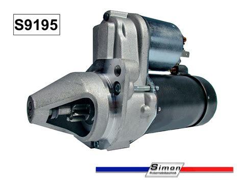 Ersatzteile Für Motorrad Bmw R65 by Anlasser Starter F 252 R Bmw Motorrad R45 R60 R65 R75 R80 R100