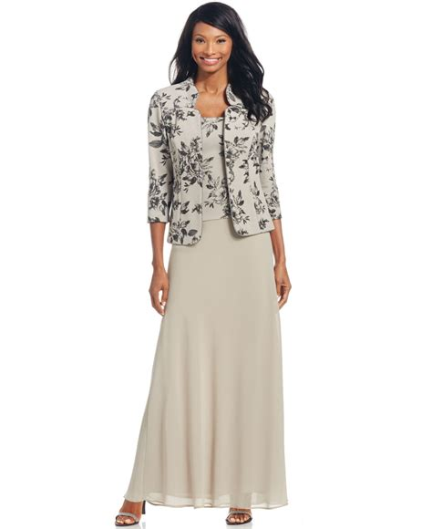 Set 3in1 Annica Flower Shirt Grey Vest With Black Skirt alex evenings floral print gown and jacket in gray lyst
