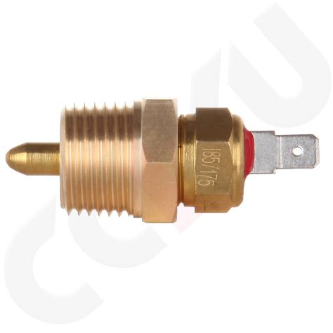 electric fan thermostat temperature switch 185 degree electric radiator thermostat temperature switch