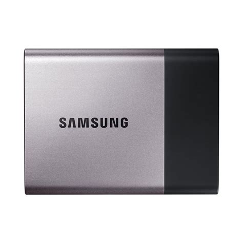 3 Samsung Portable Ssd T3 by Samsung Ssd Portable T3 500 Go Disque Dur Externe