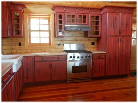 Cabinets black red kitchen wall tiles red kitchen cabinets classy red