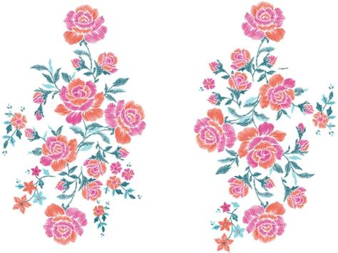 embroidery design vector embroidery designs free vector download 41 free vector
