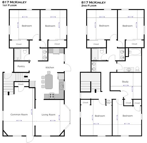 housing blueprints floor housing blueprints floor plans luxamcc