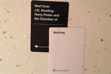 who makes cards against humanity cards against humanity sells nothing on black friday