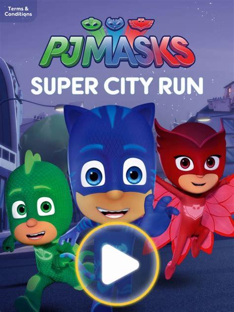 go go gekko mobile pj masks books pj masks city run review et speaks from home