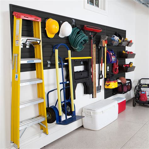 garage hardware organizers garage and hardware storage system black flowwall