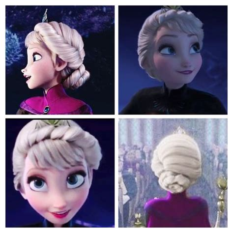 film elsa salon elsa coronation ball hair frozen i love this just as