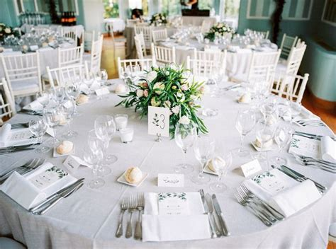 Table Settings For Weddings 17 Best Ideas About Table Centerpieces On Pinterest Table Wedding Table