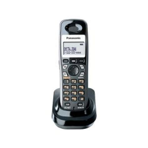 Home Depot Phone by Panasonic Dect 6 0 Cordless Phone Accessory Handset