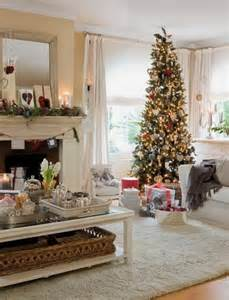 Style At Home Christmas Decorating Ideas by Merry Christmas Decorating Ideas For Living Rooms And