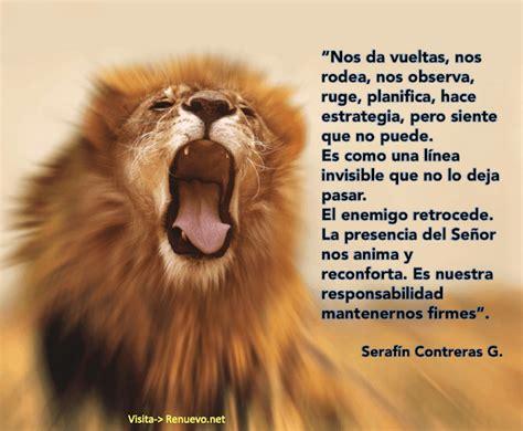 imagenes con leones cristianas como le 243 n rugiente gt pensamientos de seraf 237 n contreras g gt