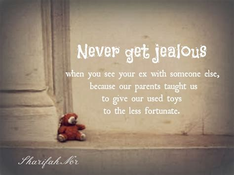 Why Is He Never Jealous by Pay Attention To Quotes Quotesgram