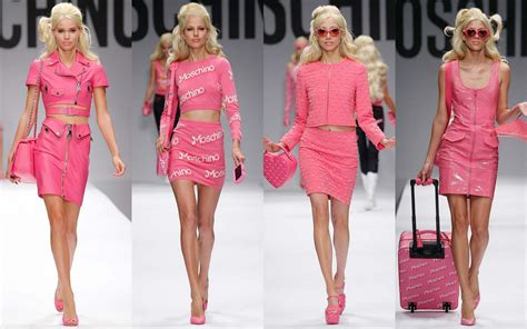 Barbie looks 1