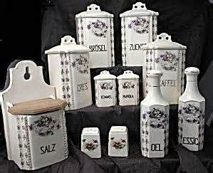 reserved for diane french kitchen canisters set french decor 115 best vintage german french czech canisters images on