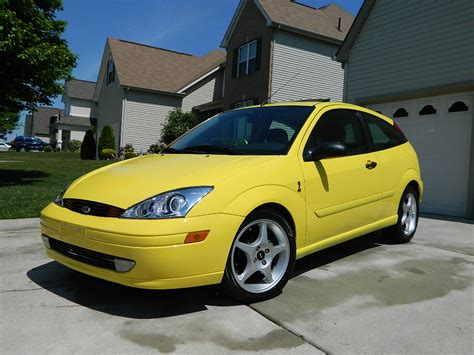 Ford Focus 2001 by Rwd V8 Swapped 2001 Ford Focus Bring A Trailer