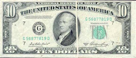 Who Makes The Paper For Us Currency - what s my paper money error worth prices for misprinted u