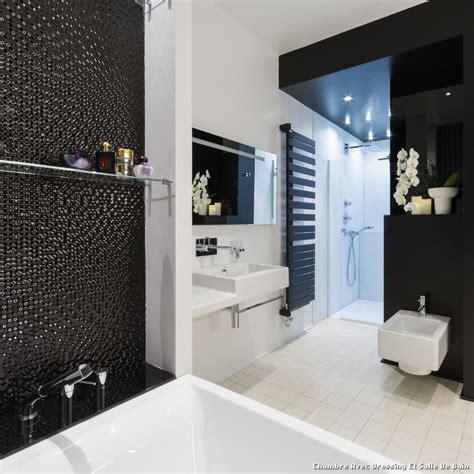 mod鑞e dressing chambre chambre avec dressing et salle de bain with contemporain