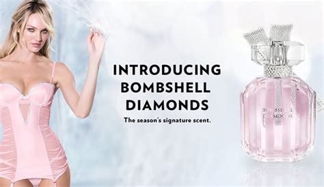 Parfum Secret Bomb s secret bombshell diamonds collection