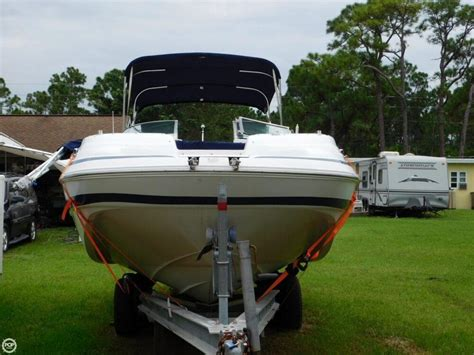 chris craft deck boats for sale 2000 used chris craft 262 sport deck boat for sale