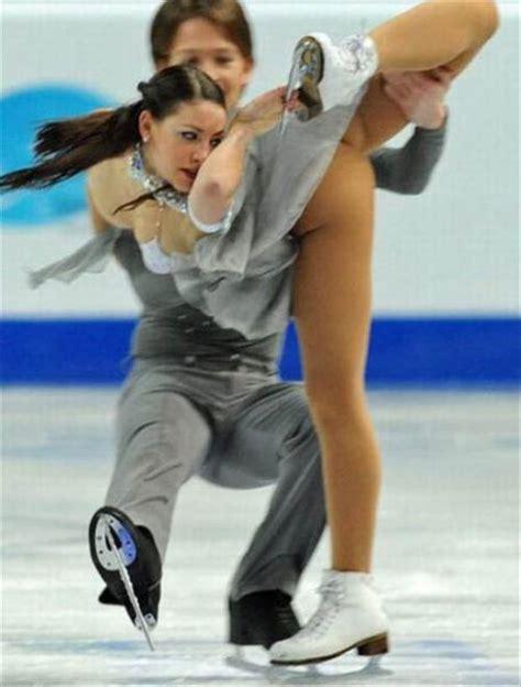 figure skaters gone wild strange beaver