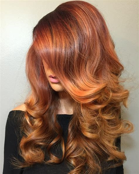 how to color black hair coppet trendy ideas for copper hair for 2017 page 2 best hair