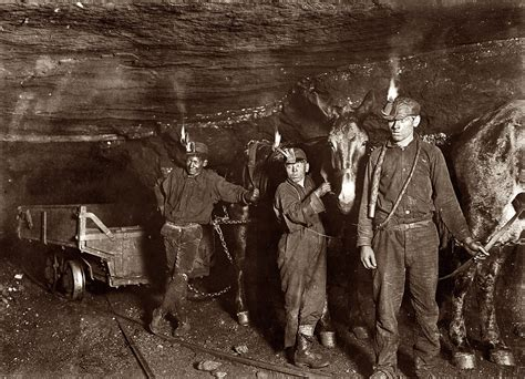 nonfiction wednesday of coal mines and a teaching