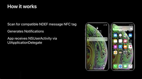 iphone xs and iphone xr read nfc tags without to launch an app 9to5mac